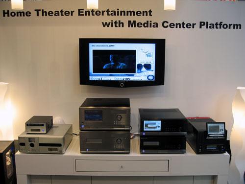 cebit 2007 seite 3 - multimedia produkte, Wohnzimmer