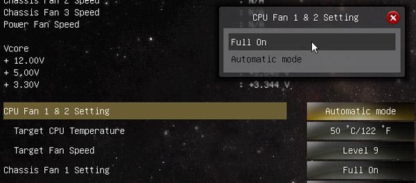 Cpu Fan Speed Application