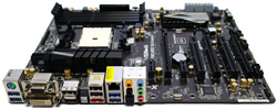 ASRock FM2A85X Extreme6 AMD Socket FM2 Motherboard