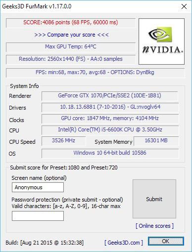 Inno3D iChill GeForce GTX 1070 X3 Graphics Card Review
