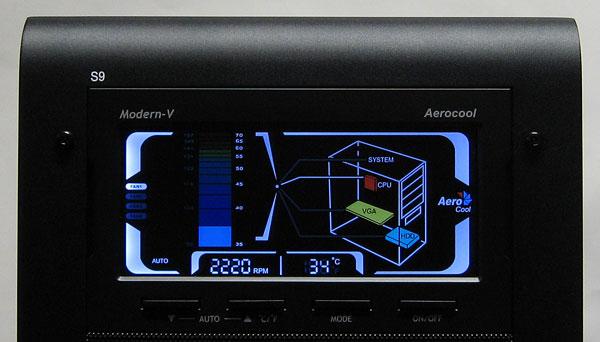 Aerocool Modern-V Double Bay Panel Fan Controller Review