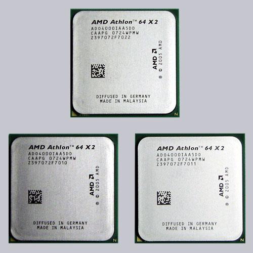 DRIVER: AMD ATHLON 64 X2 DUAL CORE PROCESSOR 4000