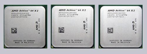 amd athlon64 x2 4000 socket am2 cpu overclocking