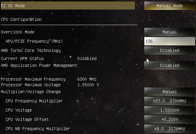 AMD Socket FM2 CPU Overclocking Guide