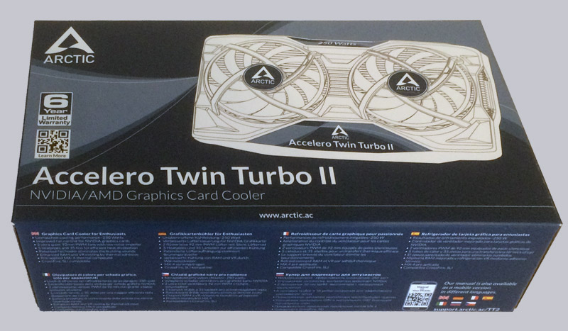 Arctic Accelero Twin Turbo II Review