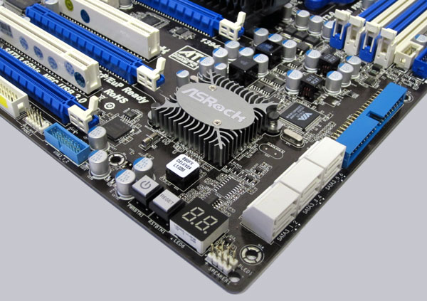 ASRock 890FX Deluxe4 Socket AM3 DDR3 Motherboard Review Result and