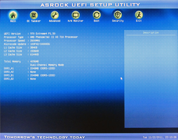 Asrock 970 Extreme4 Instant Boot Linux