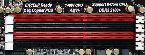 ASRock Fatal1ty 990FX Professional AMD Socket AM3+