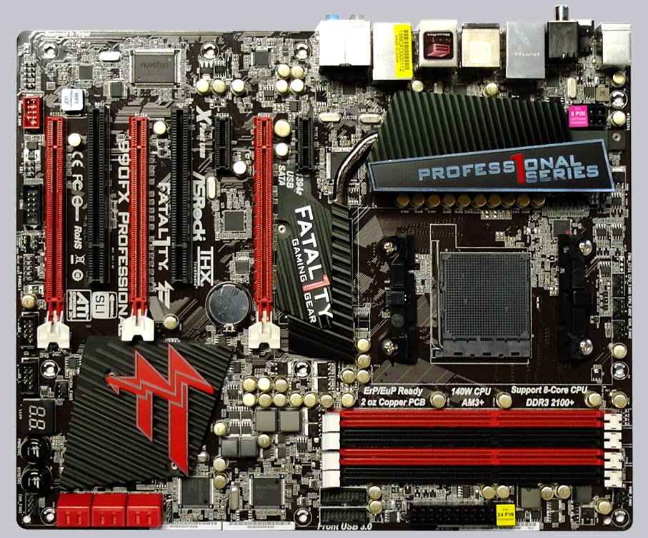 ASRock Fatal1ty 990FX Professional Broadcom LAN Driver for Windows 7