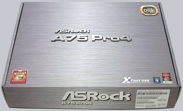 Asrock A75 Pro4/MVP AMD Display Driver for Windows 7