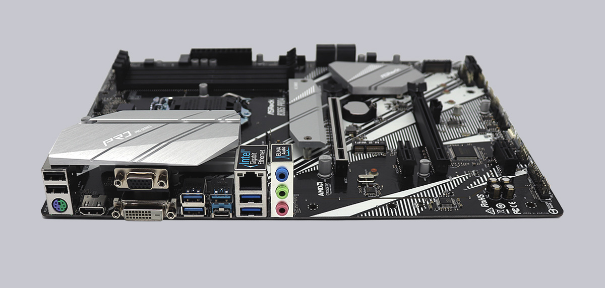 ASRock B365 Pro4 Motherboard Review