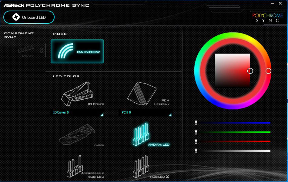ASRock B450M Steel Legend AMD AM4 Motherboard Review Layout