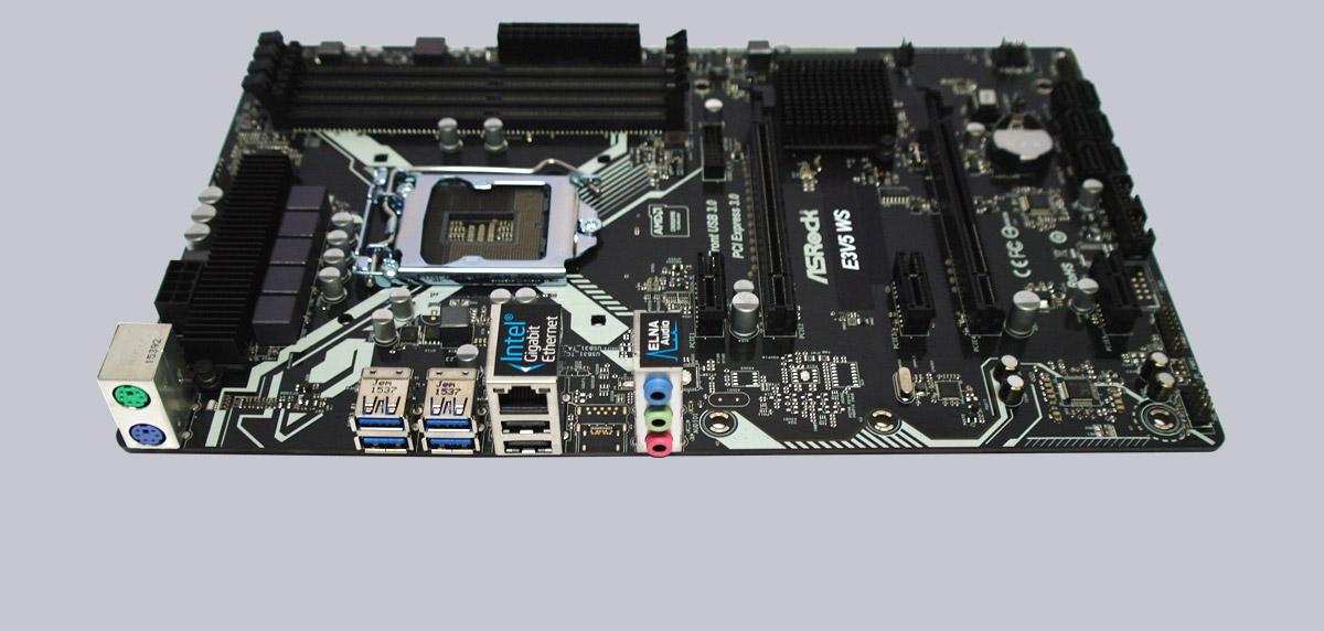 ASROCK E3V5 WS DRIVER FOR MAC