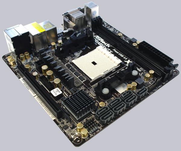 ASRock FM2A85X-ITX AMD Graphics Driver Download