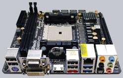 ASRock FM2A85X-ITX Mac