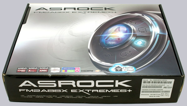 ASRock FM2A88X Extreme4+ A-Tuning 64x