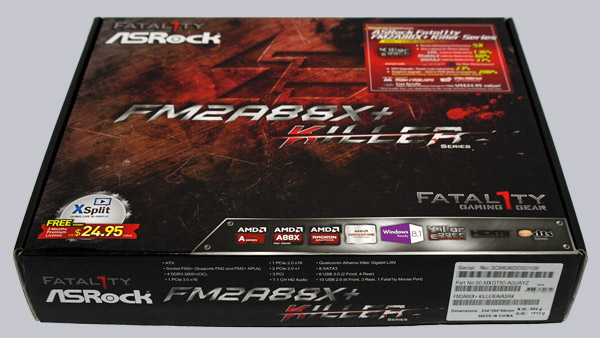 ASRock Fatal1ty FM2A88X+ Killer AMD SATA Driver (2019)