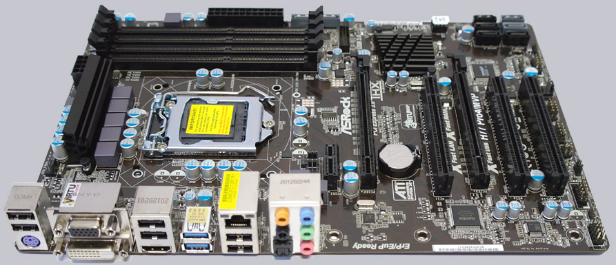 Asrock H77 Pro4/MVP THX TruStudio Windows 8 X64