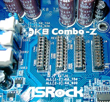 ASROCK K8 COMBO-Z DRIVER UPDATE