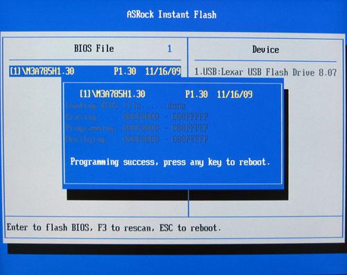 ASRock M3A785GXH/128M AMD Socket AM3 DDR3 Motherboard Review Result