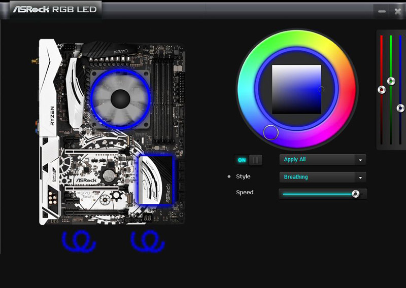 Asrock X370 Taichi Amd Am4 Motherboard Review Layout