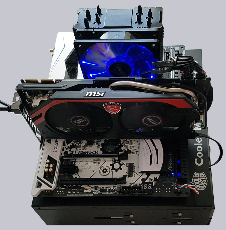 asrock x370 taichi amd am4 mainboard test pc stromverbrauch. Black Bedroom Furniture Sets. Home Design Ideas