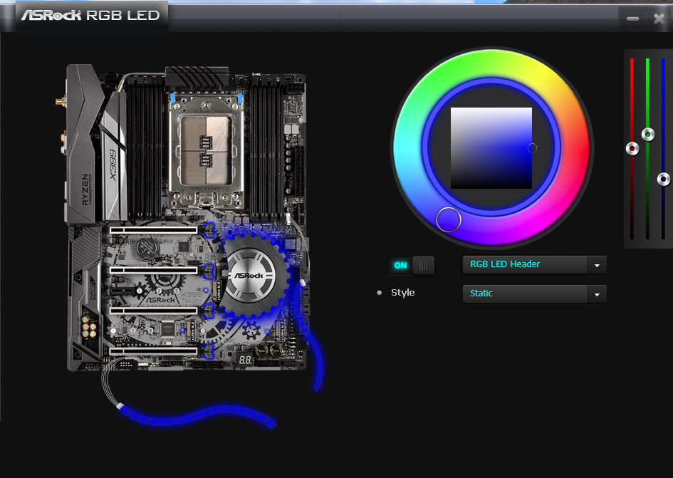 ASRock X399 Taichi AMD TR4 Motherboard Review Layout, Design and