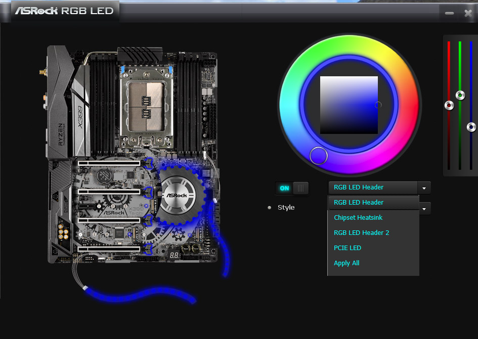 ASRock X399 Taichi AMD TR4 Motherboard Review Layout, Design