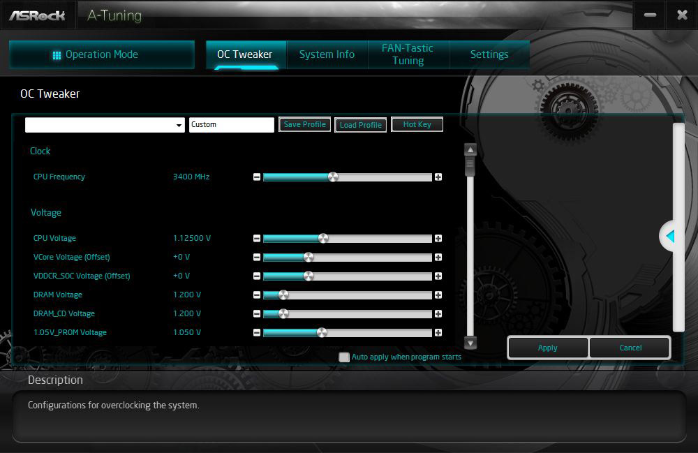 ASRock X399 Taichi AMD TR4 Motherboard Review BIOS and