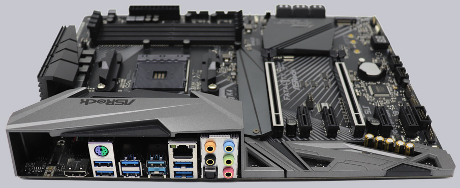 ASRock Fatal1ty X470 Gaming K4 AMD AM4 Motherboard Review
