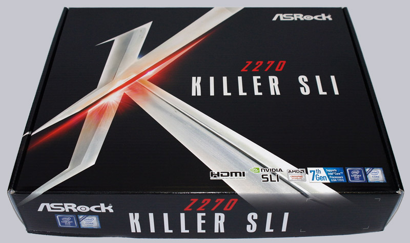 ASRock Z270 Killer SLI Intel LGA 1151 Motherboard Review