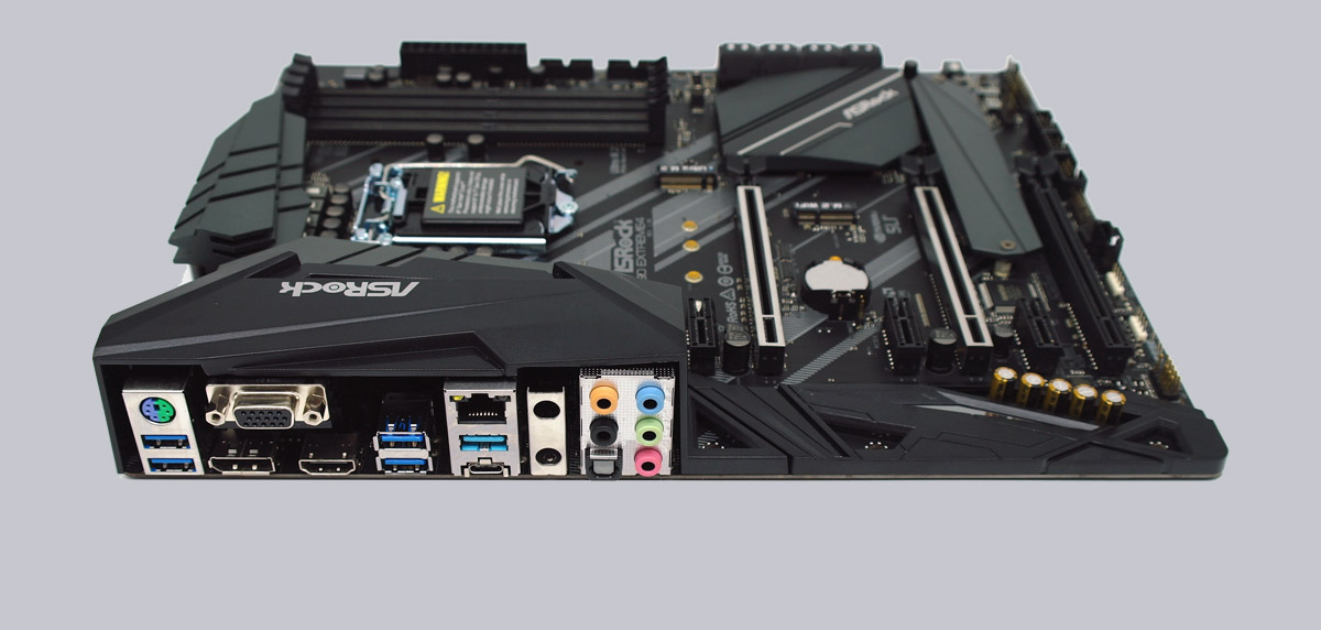 ASRock Z390 Extreme4 Motherboard Review