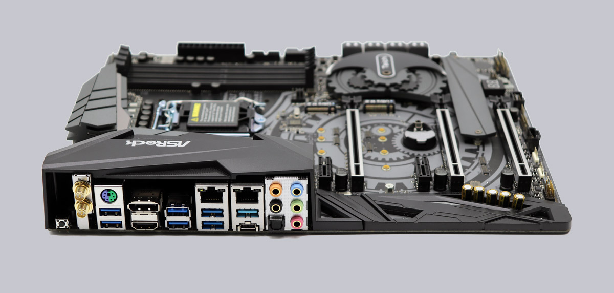 ASRock Z390 Taichi Motherboard Review