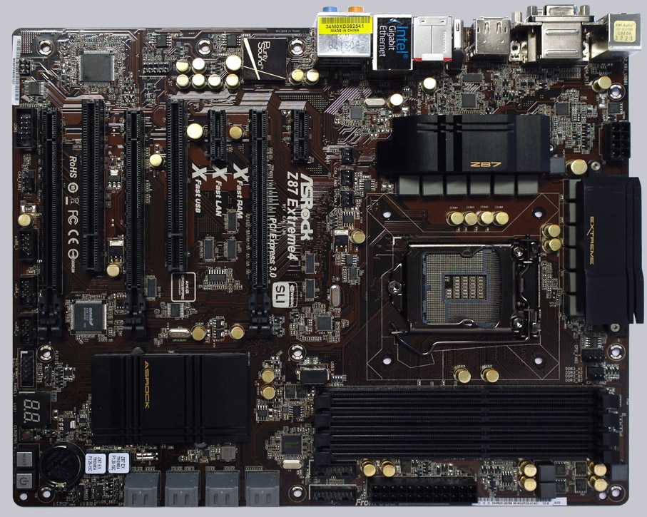 ASROCK Z87 EXTREME4 INTEL LAN DRIVER FOR PC