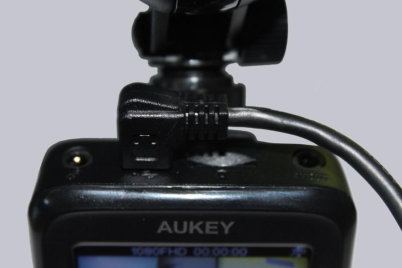 aukey 1080p dash cam review practical testing. Black Bedroom Furniture Sets. Home Design Ideas