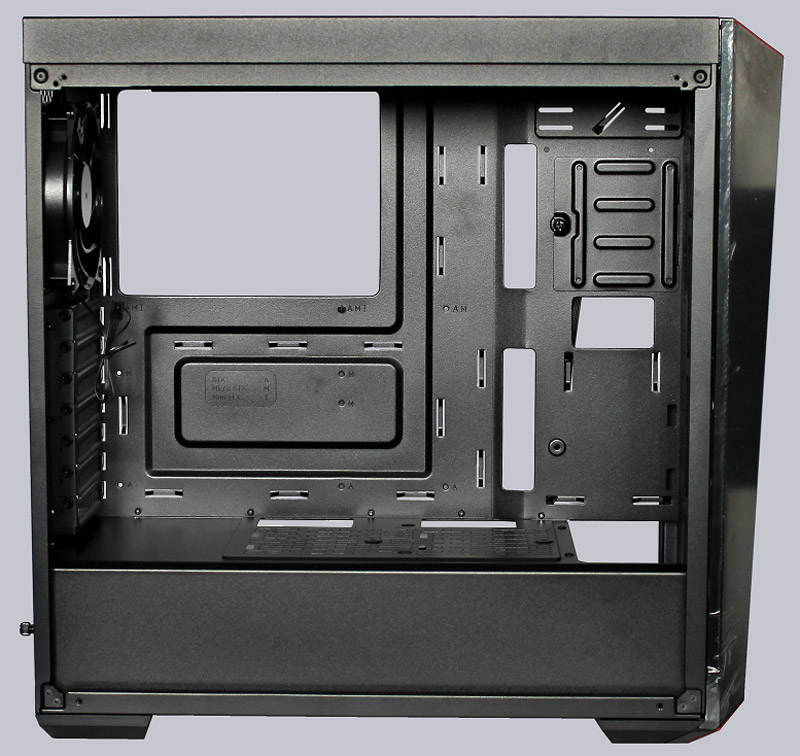 Cooler Master MasterBox Lite 5 Review Layout, design and