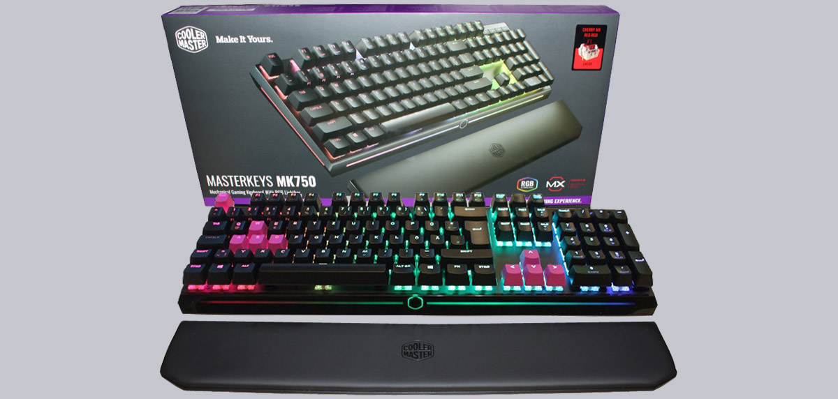 Cooler Master Masterkeys Mk750 Review Result And General Impression