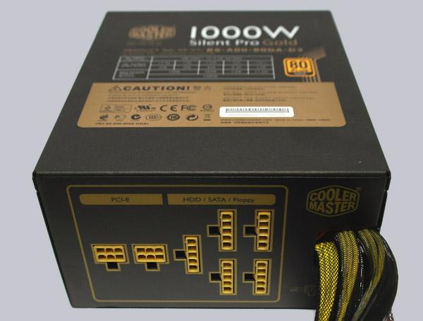 Cooler Master Silent Pro Gold 1000w Modular Psu Review