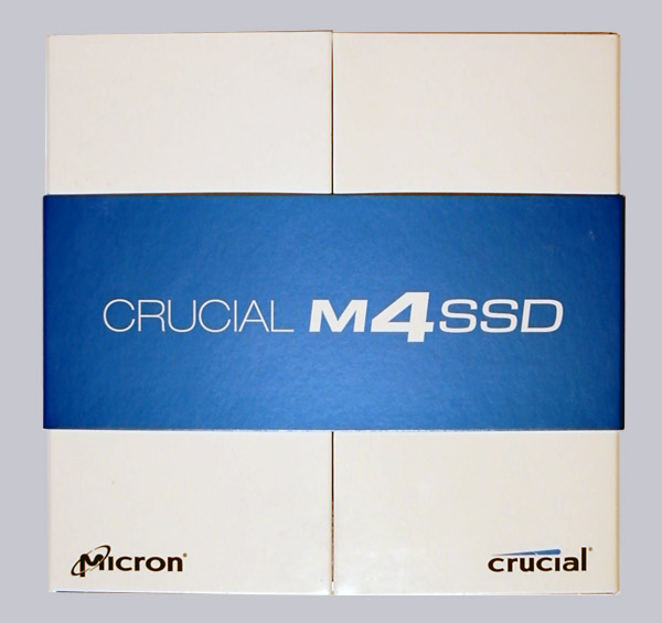 Crucial m4 256 GB SSD Firmware 000F Review