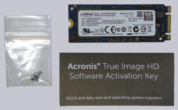 acronis true image activation