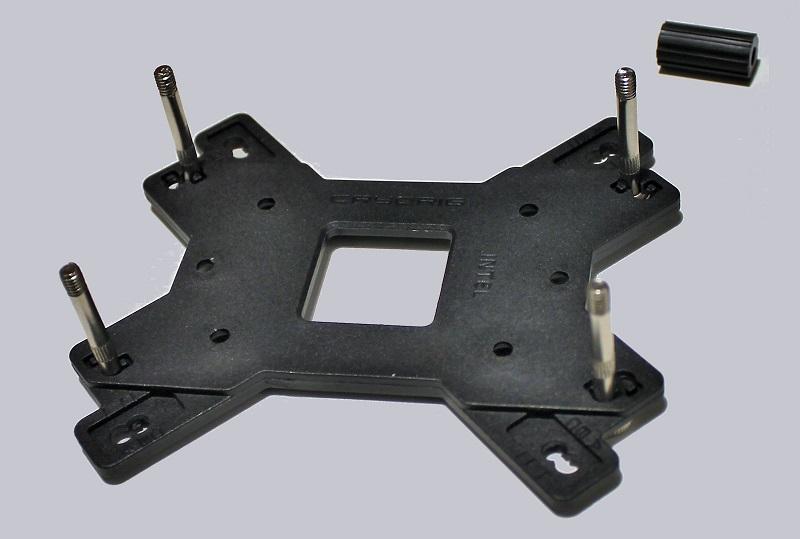 Cryorig H7 and Cryorig H7 Quad Lumi Review Installation