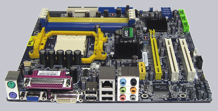AMI Computers RS690M2MA Drivers for Windows