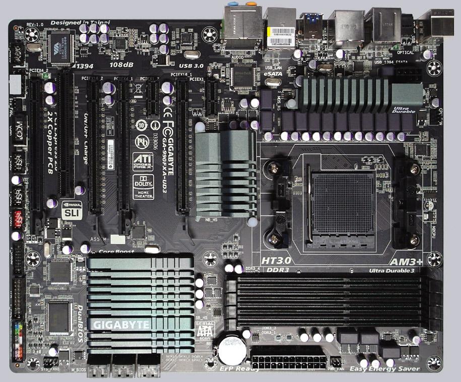 Gigabyte GA-990FXA-UD3 Marvell AHCI Driver Download