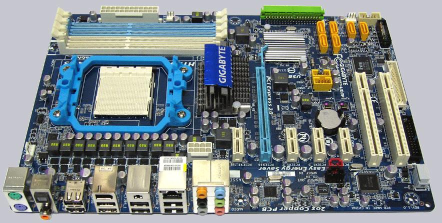 Gigabyte GA-MA770T-UD3 AMD Easy Tune6 Drivers for Windows 7