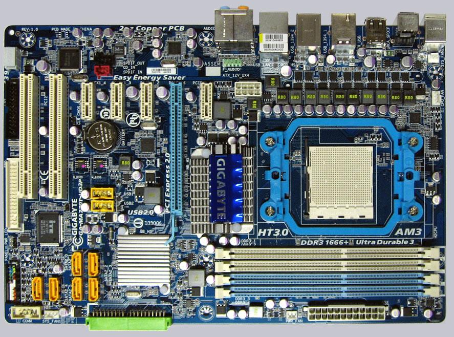 Driver UPDATE: Gigabyte GA-MA770T-UD3 AMD Easy Tune6