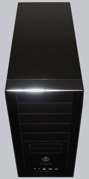 gigabyte isolo 230 pc geh use test aufbau design und sonstige features. Black Bedroom Furniture Sets. Home Design Ideas