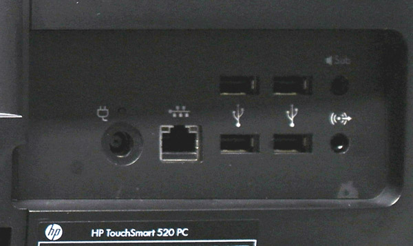 Hp Touchsmart 520 All In One Touchscreen Pc Review
