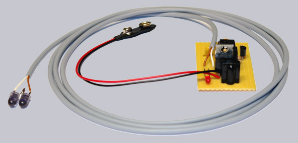 diy ir emitter cable