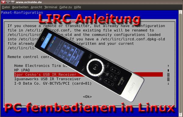 Pc Fernbedienen In Linux Anleitung