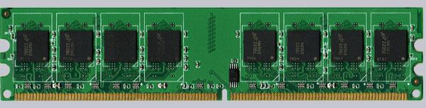 Micron D9GHM auf Mushkin XP2-8500 - zum Vergrössern anklicken
